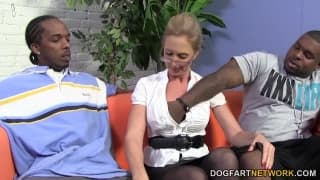 Jenna Covelli loves to enjoy a big black dick