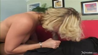 She gets her favorite black guy to fuck