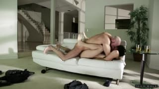 Adam Russo fucks his friend Andy Banks