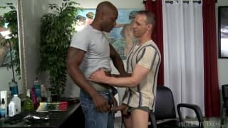Osiris Blade enjoys with Rodney Steele
