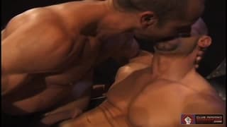 Rik Jammer enjoys Lance and Bryan