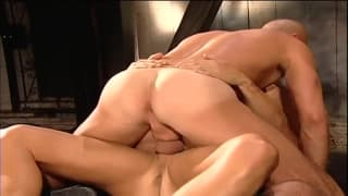 Jessie Balboa loves to fuck with two guys