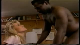 Great sex with this horny black guy