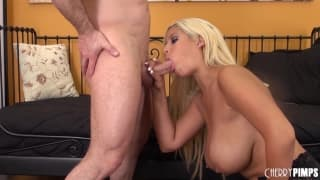 Bridgette B has a big sexual appetite