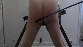 He loves to spank his wife on camera