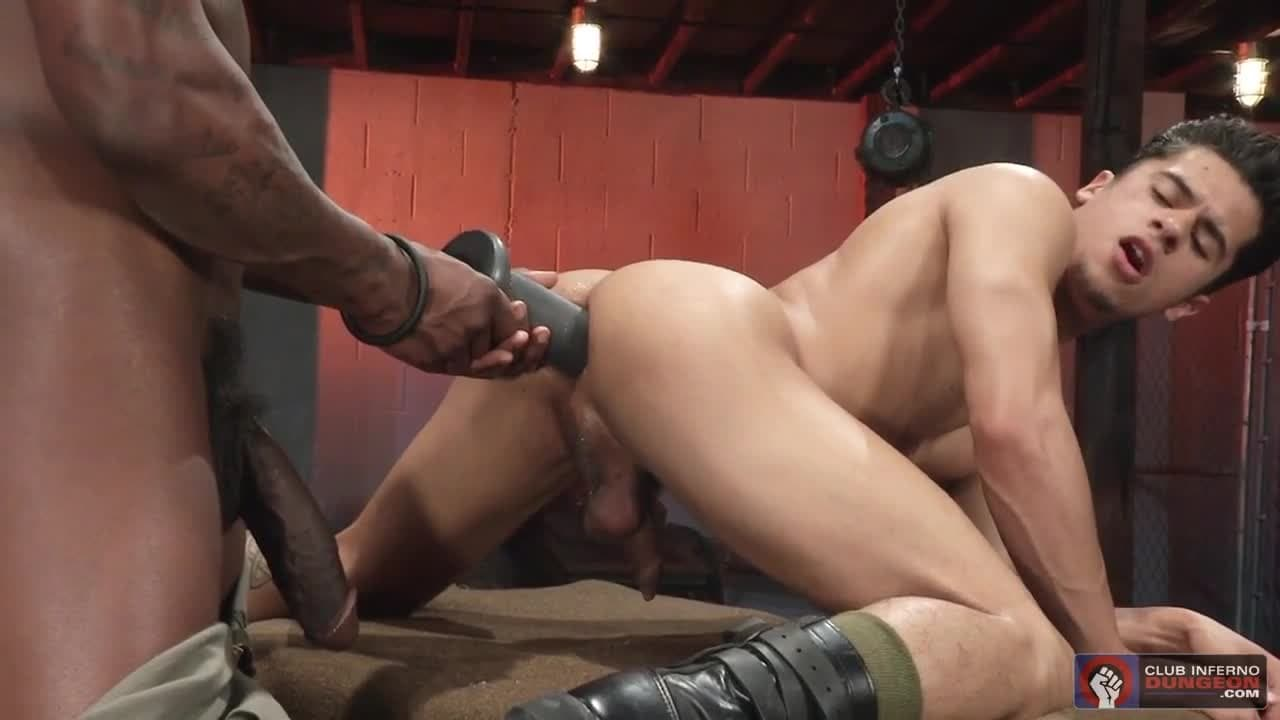 Armond Rizzo Krave Moore Porn interracial fucking with dildo and hot sex - porndig