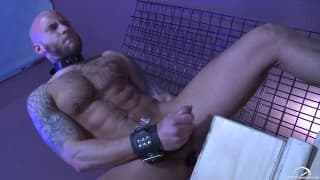 Drake Jaden masturbates alone for us