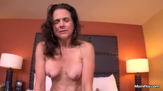 This milf gets the anal fuck she deserves