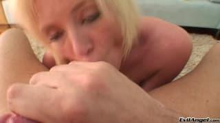 Naomi Cruise enjoys fucking with Mike