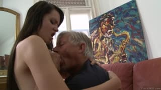 Babette A loves to be butt-fucked
