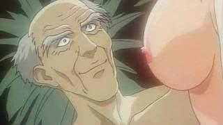 Horny hentai's having passionate sex