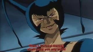 Hentai clip featuring a tough woman