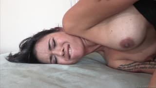 Dana Vespoli and James Deen fuck hard