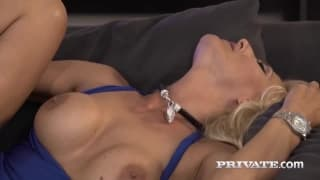 Lana Vegas loves threesomes with anal