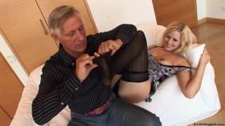 Sandra De Marco loves fucking Christoph Clark