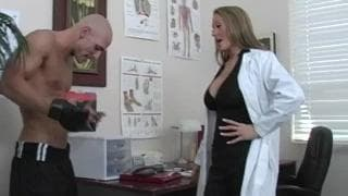 Doctor Abby Rode Has Sex With Her Patient