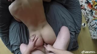 Tom Faulk and Abel Archer in POV