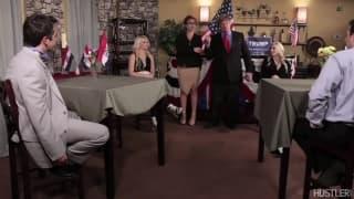 A political porn scene to enjoy!