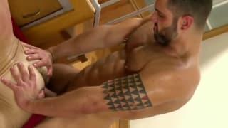 Letterio and Aaron enjoy hard sodomy