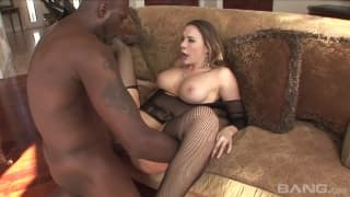 Chanel Preston gets it from Lexington Steele