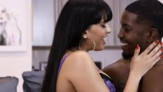 Mercedes Carrera gets a creampie