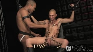 Ramon Steele loves BDSM and domination