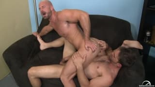 Joe Parker and Mitch Vaughn get horny