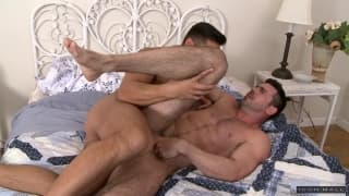 Seth and Billy Santoro get horny together