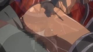Sex with demons in a hentai scene today