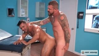 Rocco Steele makes the most of Bruno Bernal
