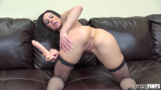 Kendra lust has a lot of fun with her boyfriend