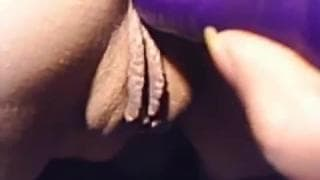Playing with sextoys before fucking