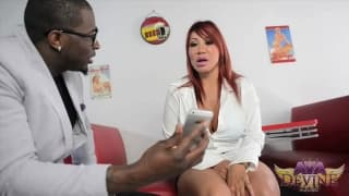 Sexy Milf seduced by a doctor in this video
