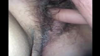 This mature woman enjoys touching herself