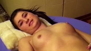 Miriam pussy playing and blowjob with cim