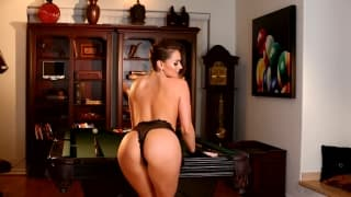 Tori Black is a gorgeous slut masturbating