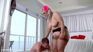 Klaudia Kelly loves to be fucked hard