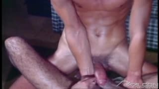 Bob Davy penetrates the ass of his mate