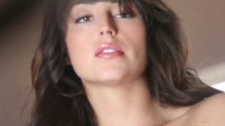 Christina Leia is a hot slut touching herself