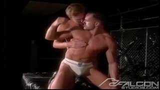 Steve ODonnell and Adriano Marquez fucking