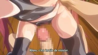 Tokubetsu Jugyou 3 SLG episode 2 for you