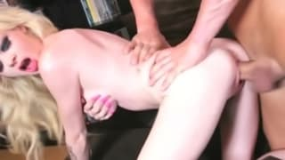 Three porn videos in one to enjoy today!