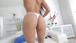 Busty Model Heather Fucks A Panty Perv