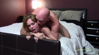 Ashley Graham loves sucking hard dick