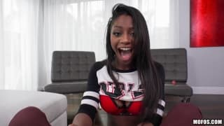 Lexi Rose the black who loves that big ...
