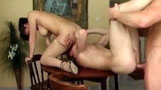 A threesome with bisexuals who love sex