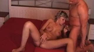 A wife who loves to be shagged in bed