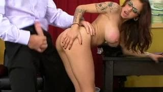 Adrenalynn loves to be pounded like a whore