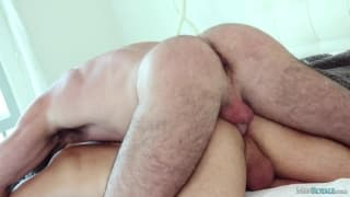 Kyle Kash has sex with Billy Santoro