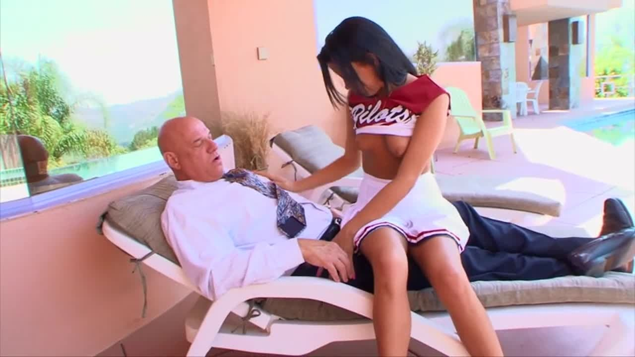 Real Teen Fucks Friends Dad